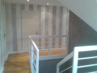 cage d escalier et hall d entr e en stuc pictures to pin on pinterest. Black Bedroom Furniture Sets. Home Design Ideas